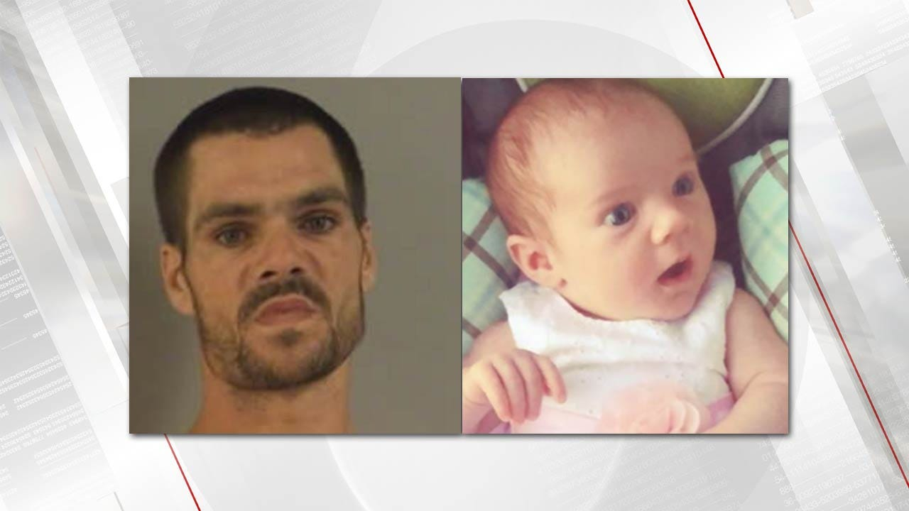 Tulsa Police: Missing Baby Girl Found, Father In Custody