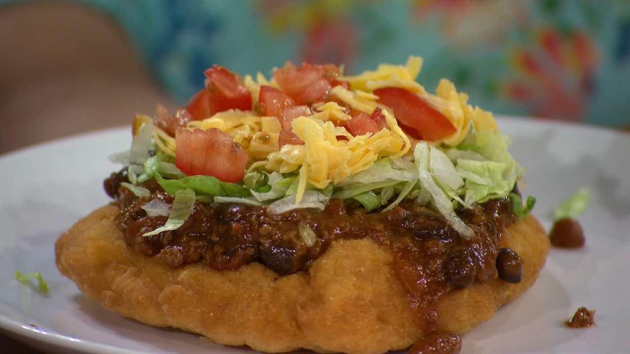 Pawhuska Hosts National Indian Taco Championship