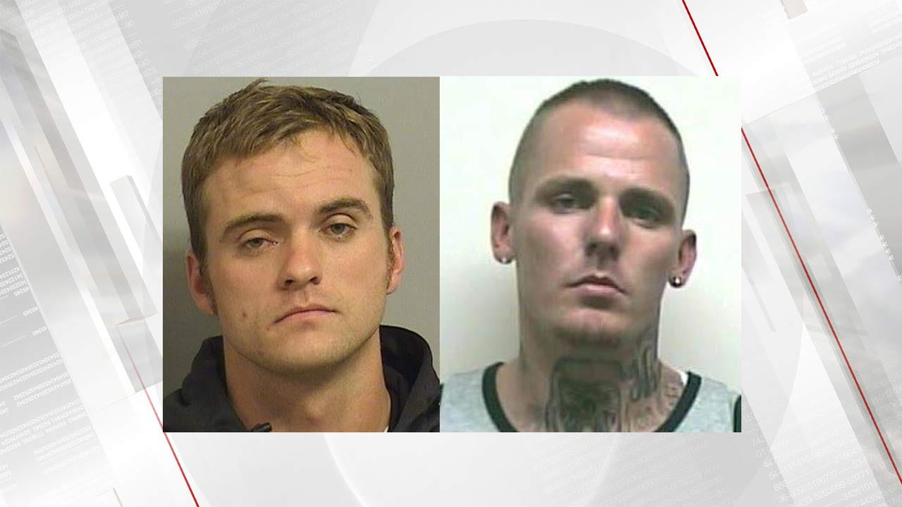 Suspects Arrested In Murder Of Man Found Dead In SUV On Tulsa Highway