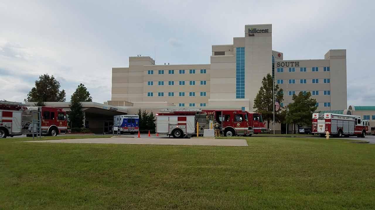 Tulsa Fire: No Carbon Monoxide Issue Found At Hillcrest South