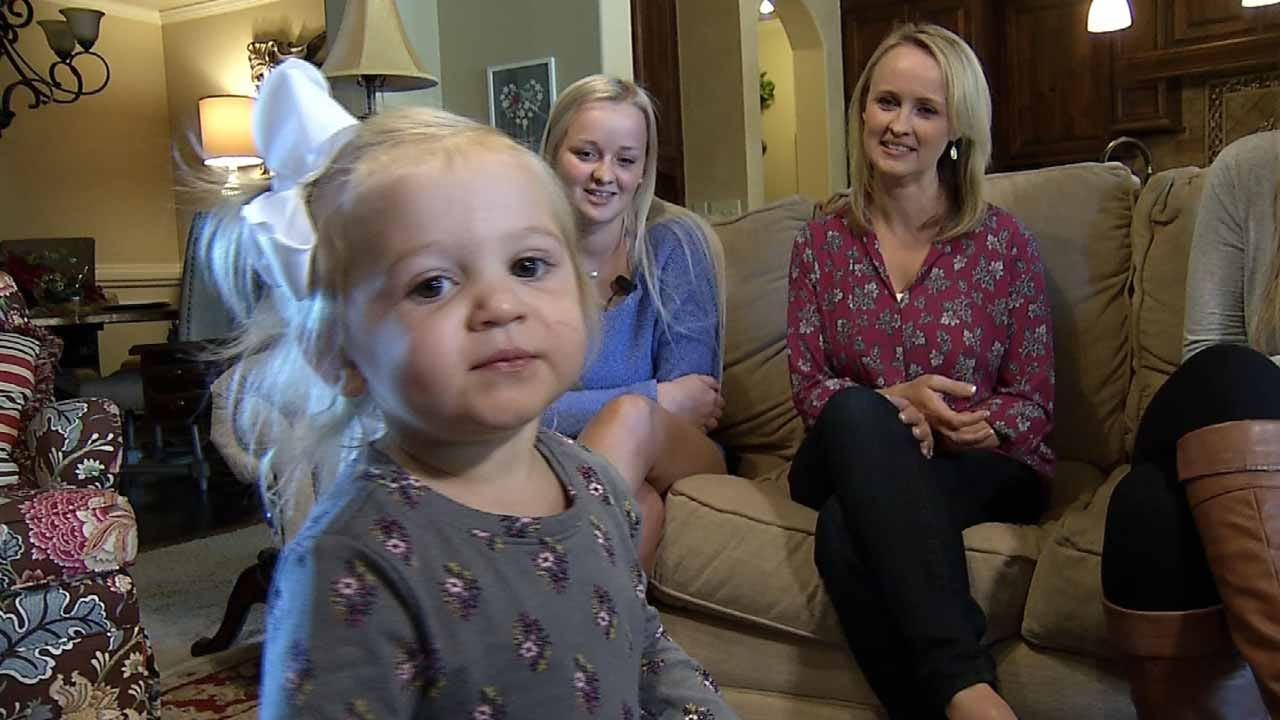 'I'm Viral:' Video Of BA Toddler's Emotional Reaction To Movie Seen Nearly 75M Times