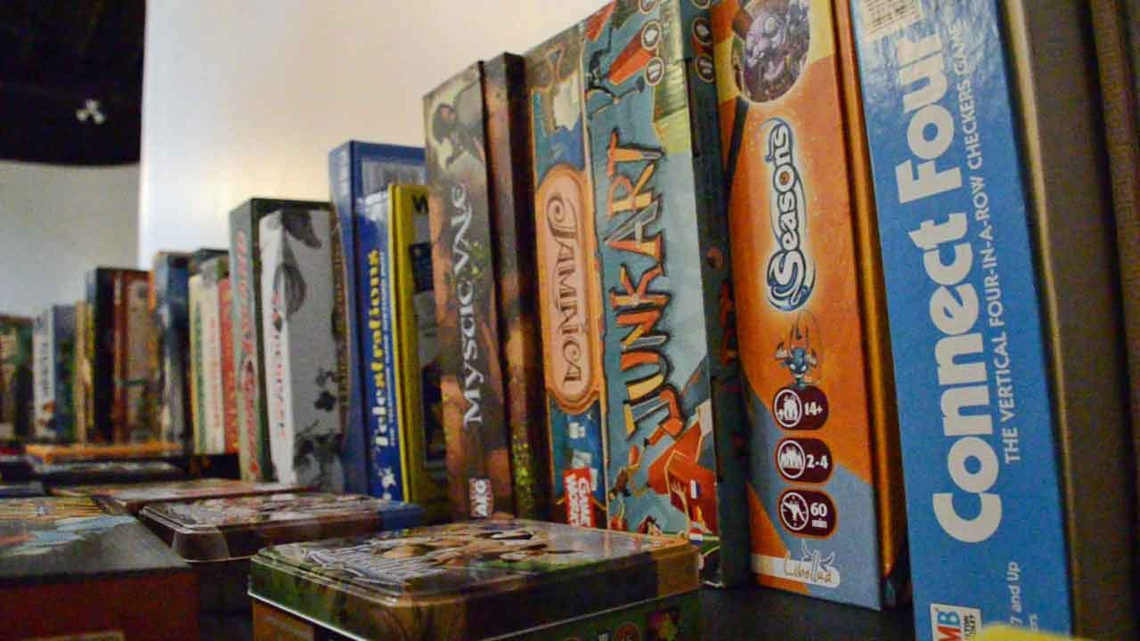 Soon-To-Open Board Game Cafe A Fresh Attraction For Downtown Tulsa