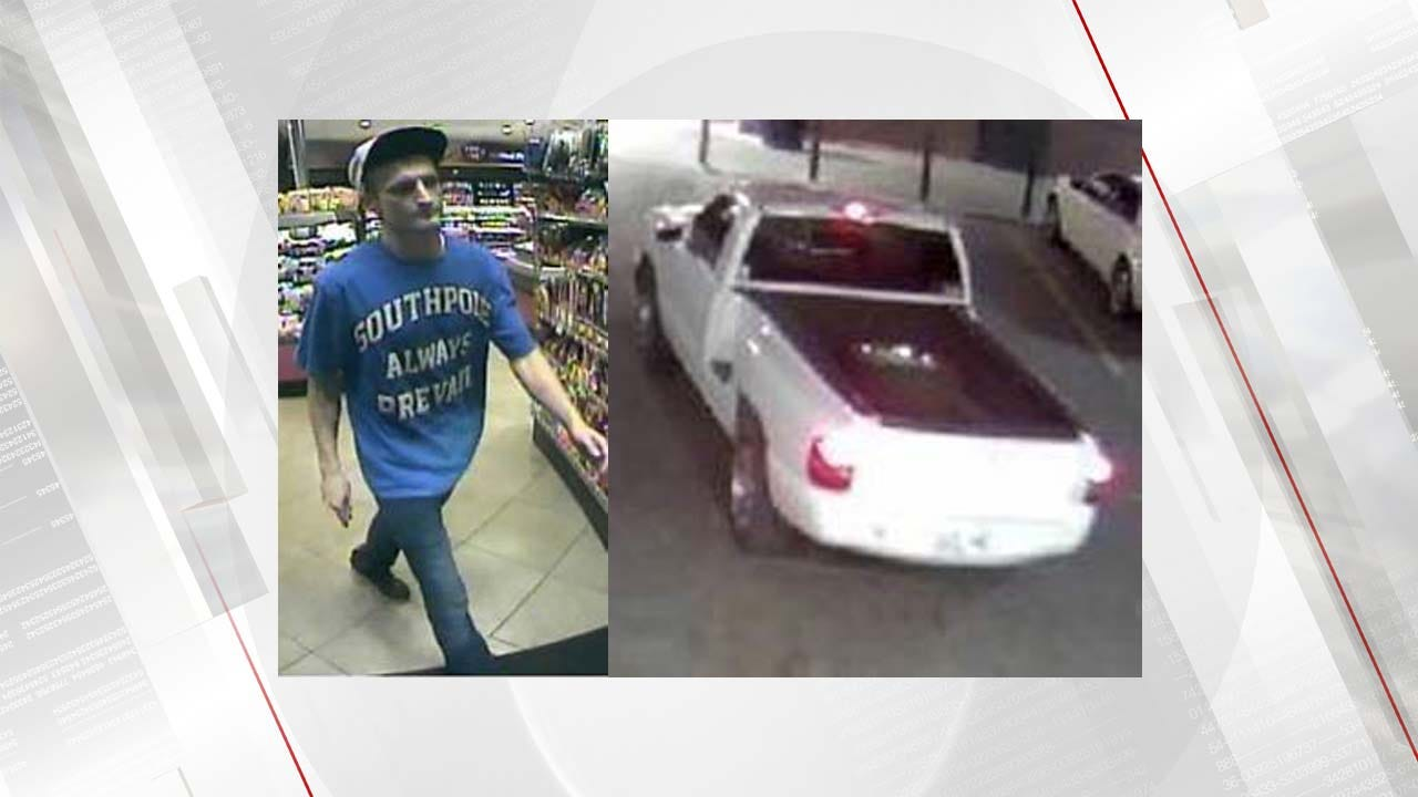 Tulsa Burglary Detectives Need Help Identifying Person Of Interest