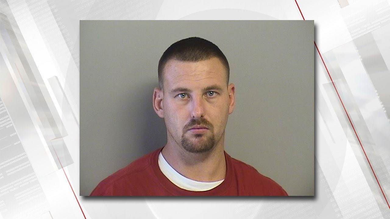 Tulsa Man Arrested After Pair Of Home Burglaries