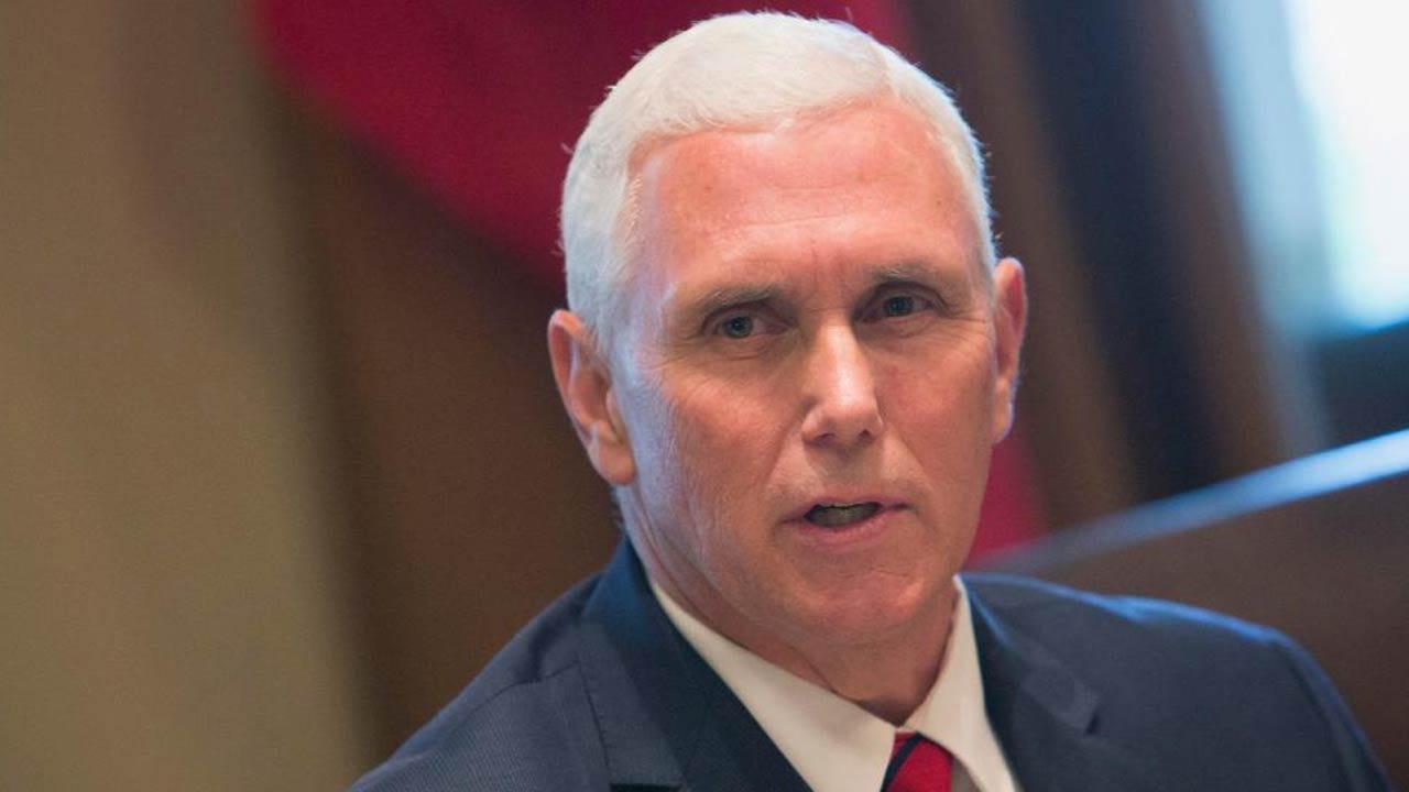 Vice President Mike Pence To Visit Tulsa Flood Damage