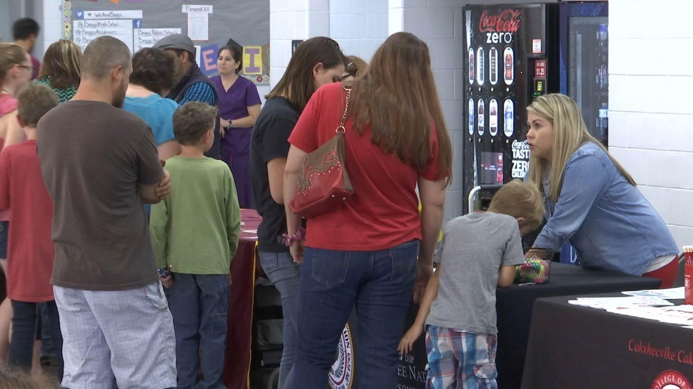 Beggs High School Hosts College Night For Rural Schools