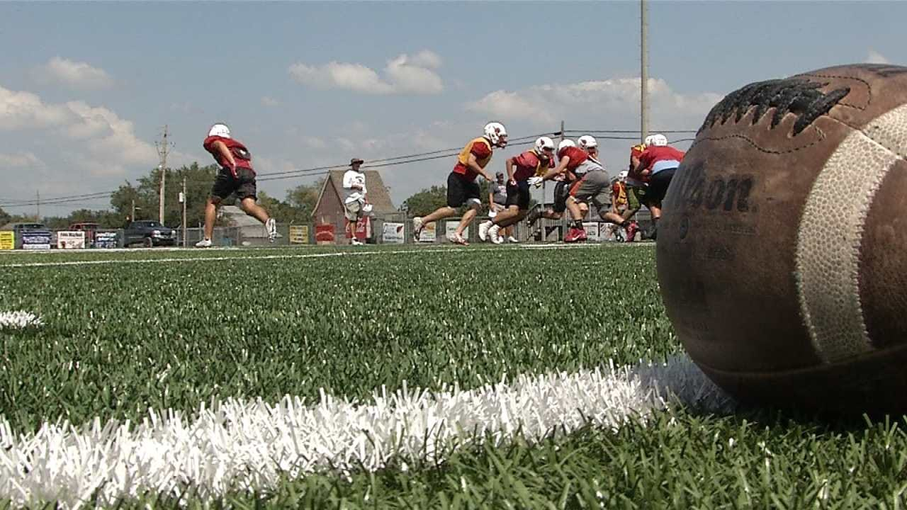 Game of the Week, Oologah Takes On Collinsville