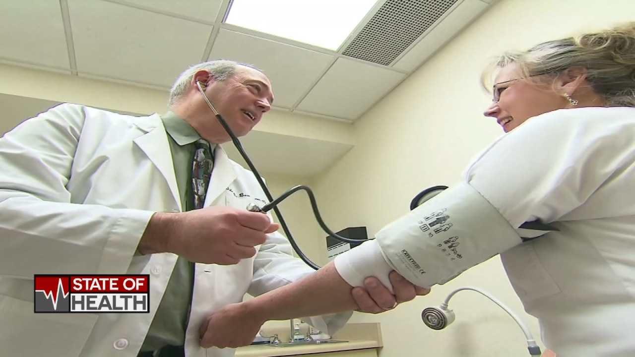 Oklahoma's Healthcare Scorecard Looks Grim