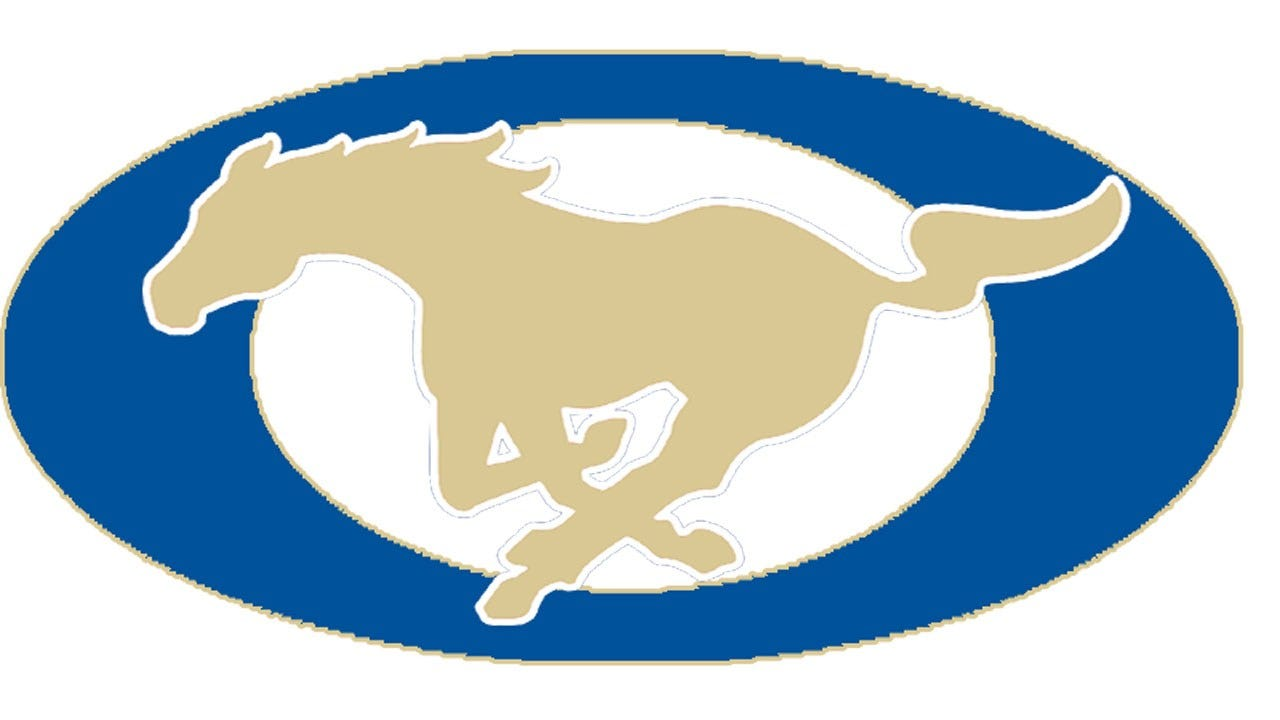 Oologah Mustangs Beat Collinsville Cardinals 16,7