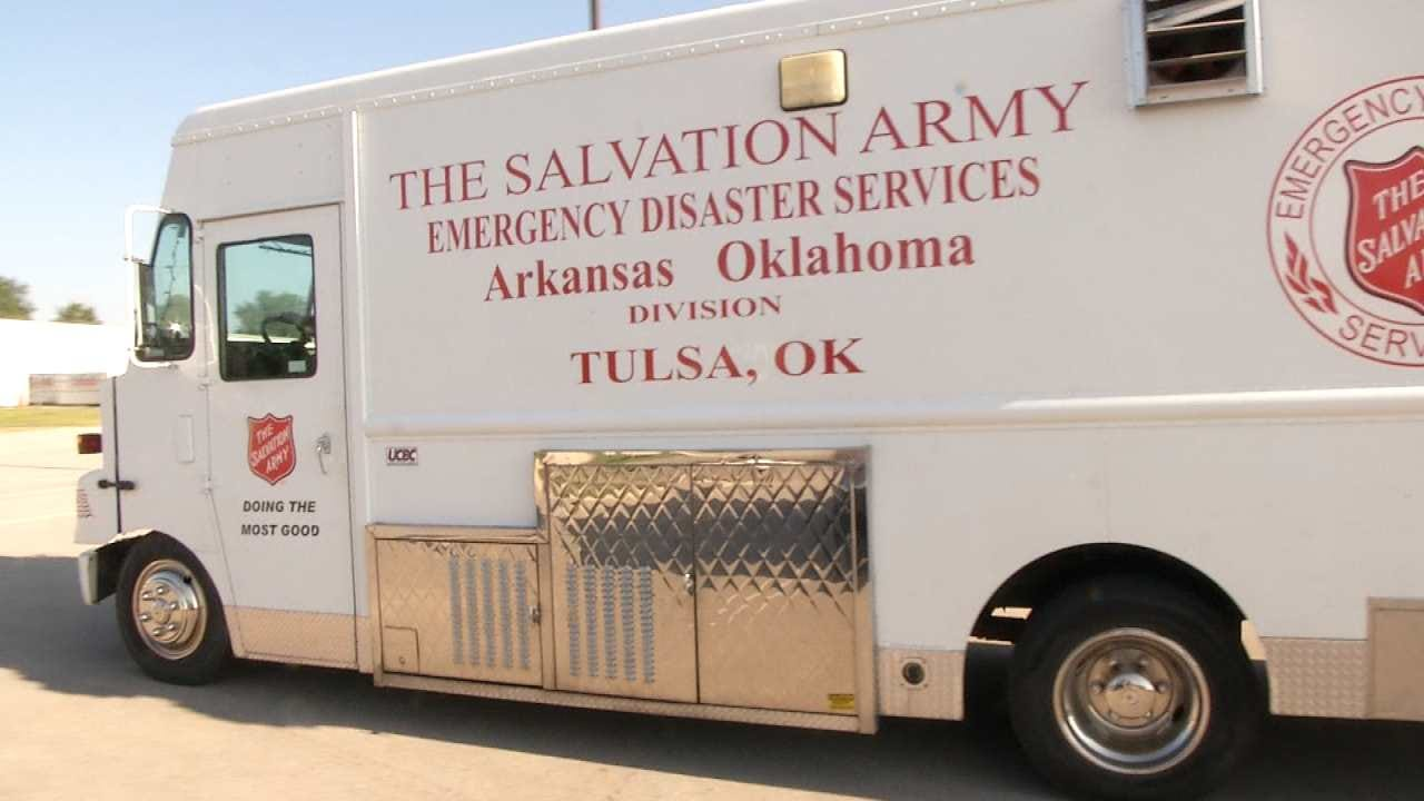 Salvation Army Accepting Hurricane Harvey Relief Donations In Tulsa