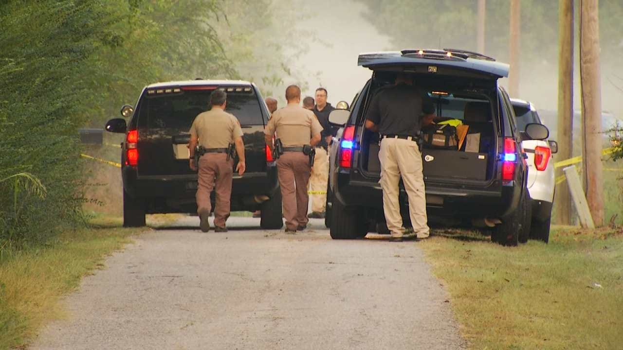 TCSO: Collinsville Homeowner Stands His Ground, Shoots Burglary Suspect