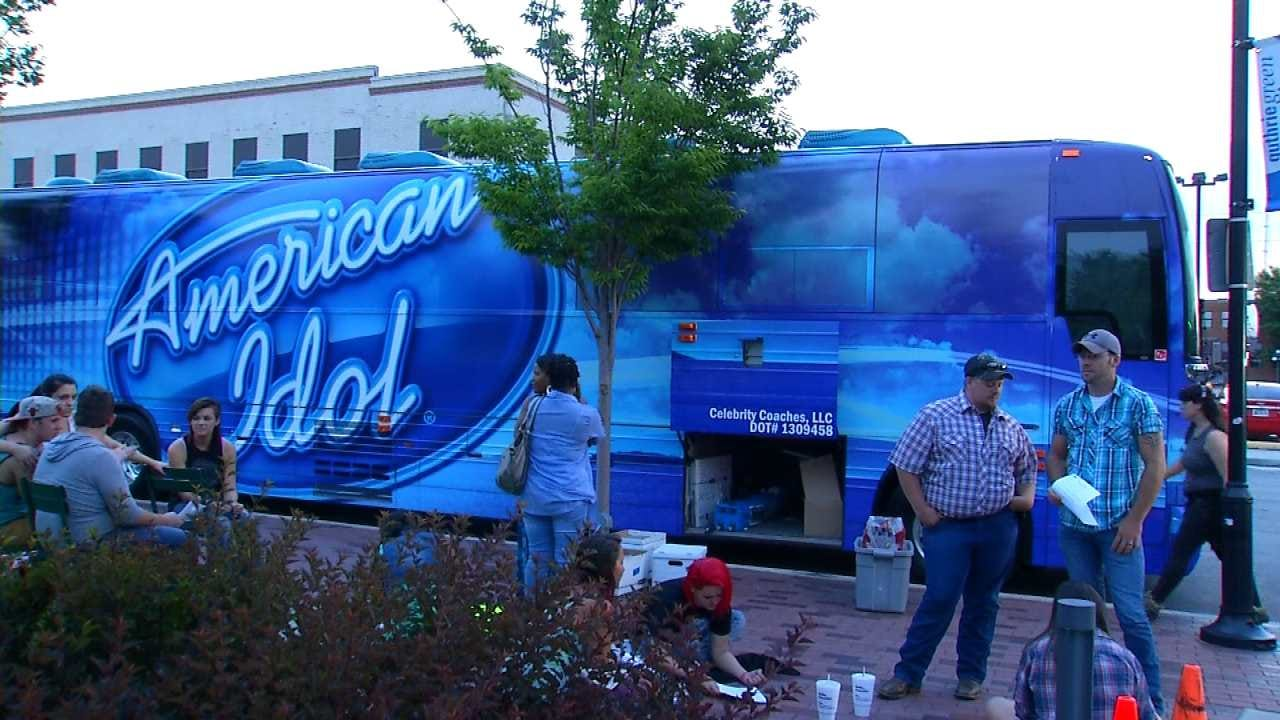 Tulsans Audition For 'American Idol'