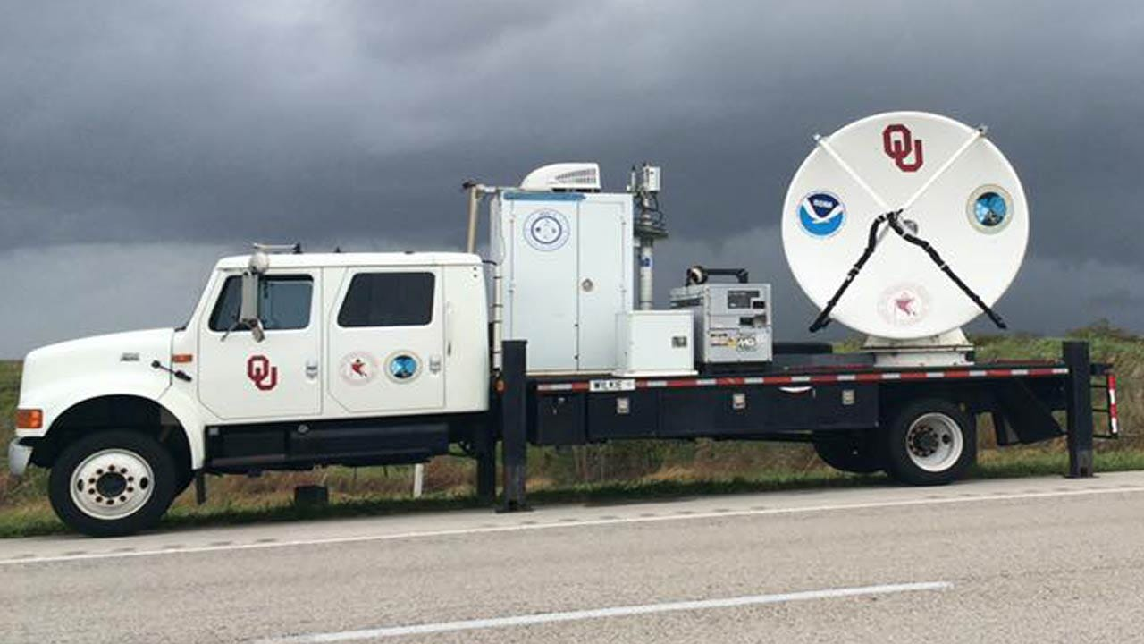 OU Weather Team In Florida To Study Hurricane Irma