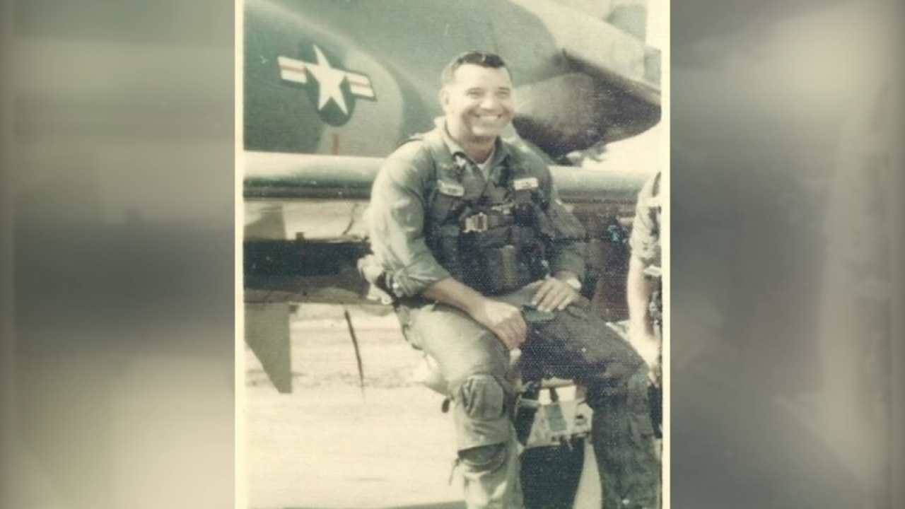 Tulsa Pilot Killed In Action Found 51 Years Later
