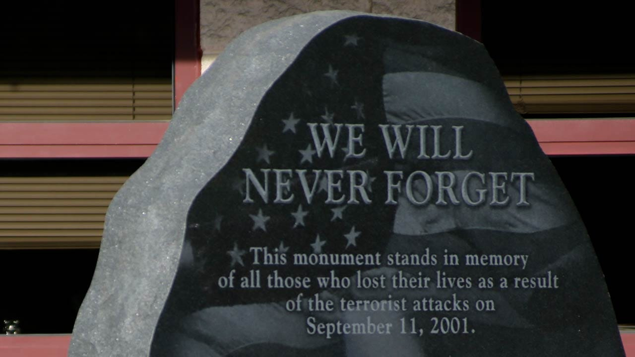 Green Country Gathers To Remember Victims Of 9/11