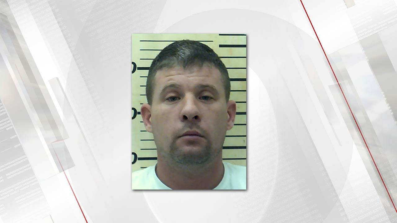 Rogers County Sheriff's Office Employee Arrested For Assault
