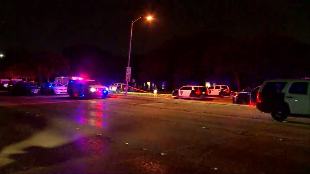 Shooting Leaves 8 Dead In Texas, Police Say