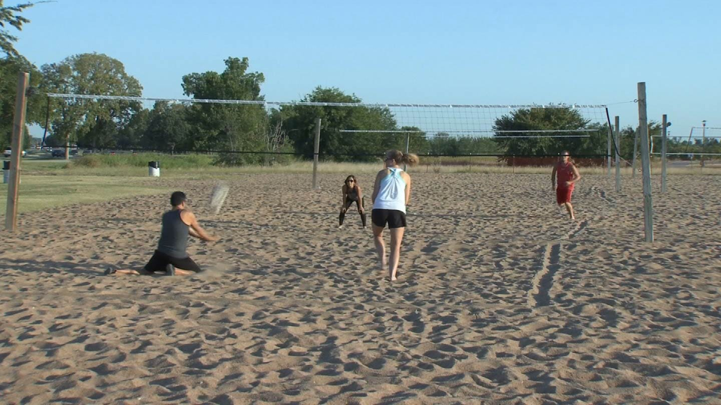 Volleyball Players Speak Out About Helmerich Park Lawsuit