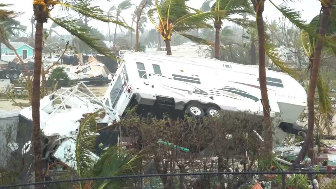 Irma Leaves Widespread Devastation, Flooding In Florida
