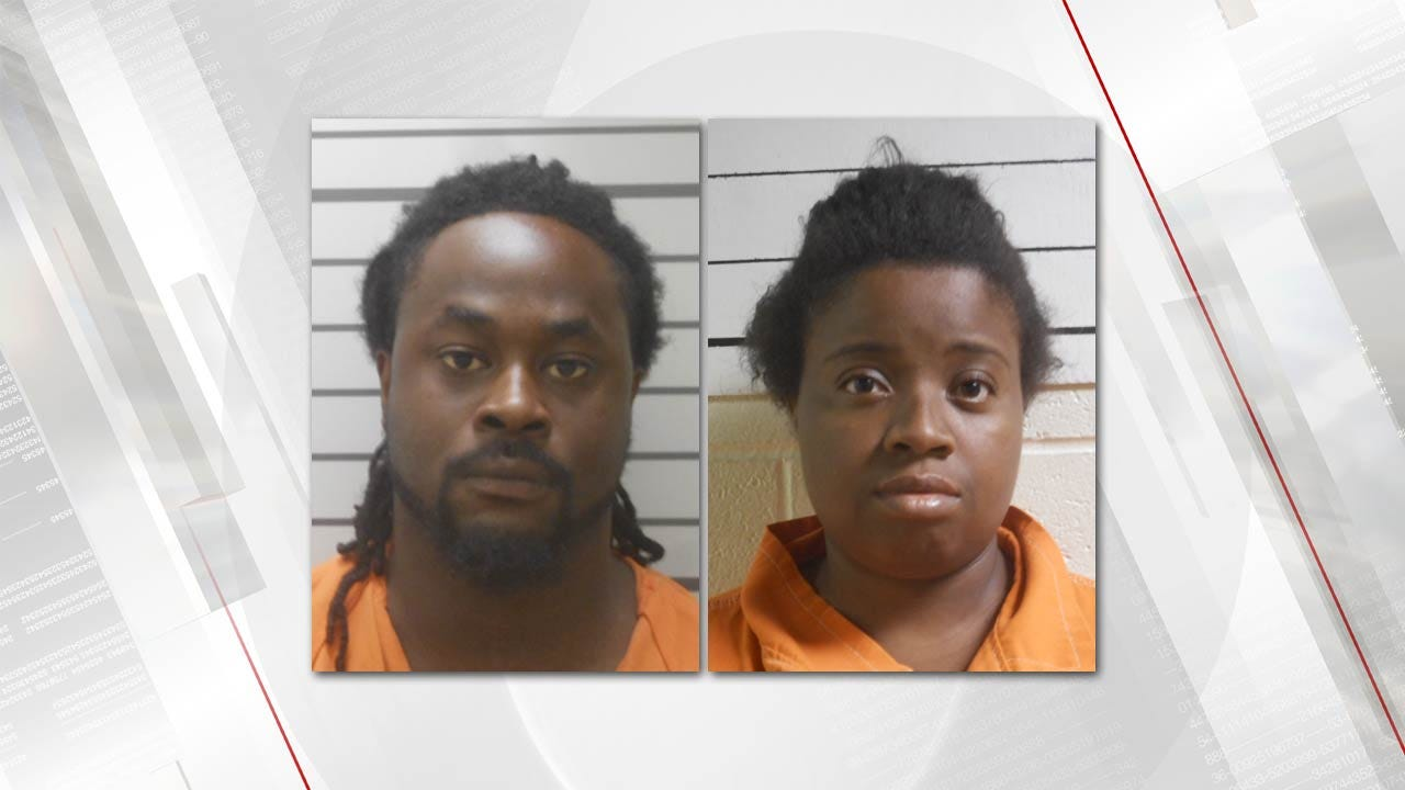 Checotah Couple Charged With Dragging 4-Year-Old Hanging Onto Car, Police Say