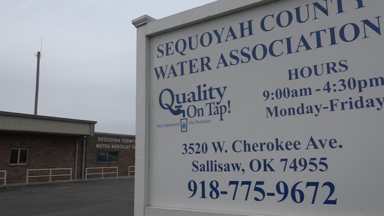 Contract Dispute Could Leave Town Of Vian Without Water