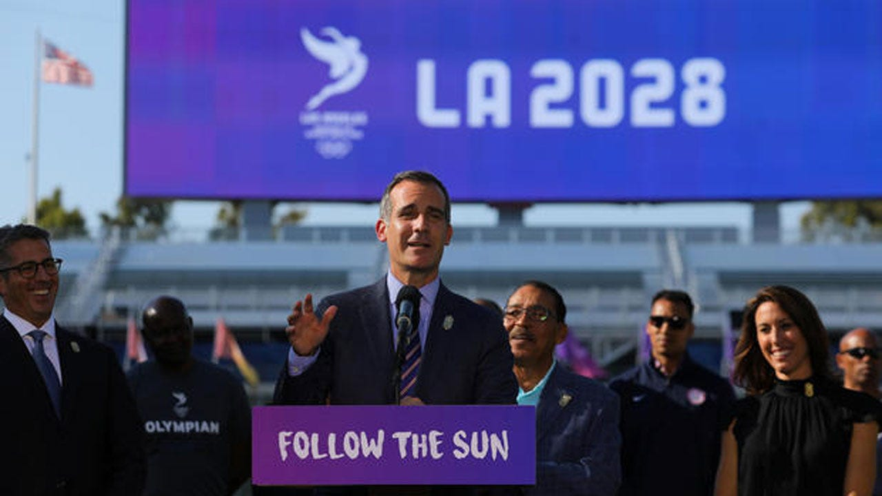 L.A. Officially Named Host Of 2028 Summer Olympics