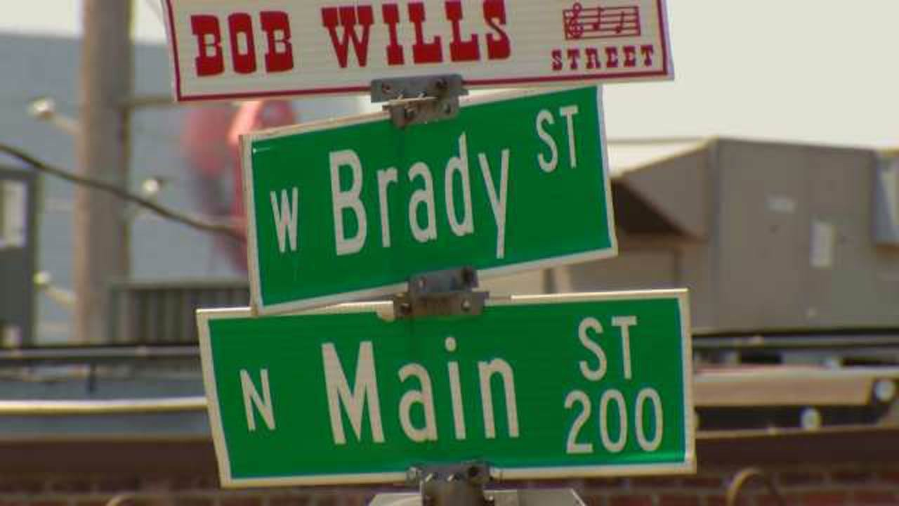 New Names For Tulsa's Brady Arts District Considered