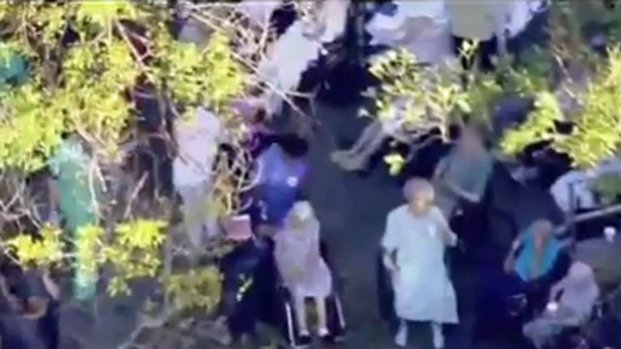 Six Dead At Florida Nursing Home After Irma Knocks Out Power