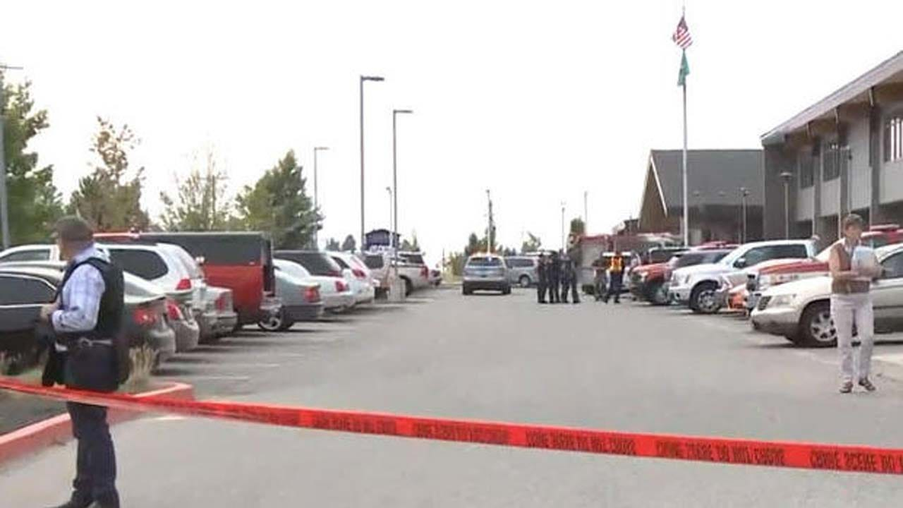 Student Shot Dead Confronting Gunman At Washington School, Officials Say