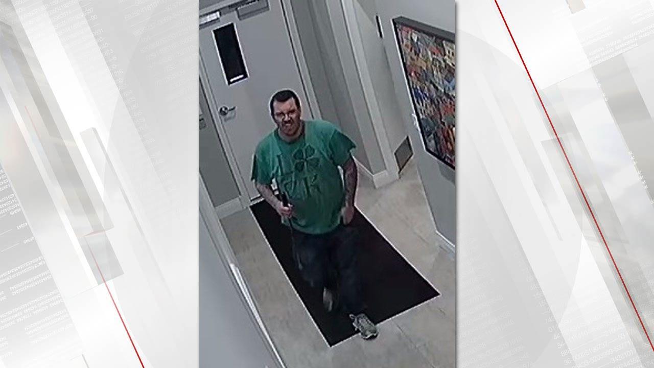 Tulsa Police Need Help Identifying Apartment Complex Burglars
