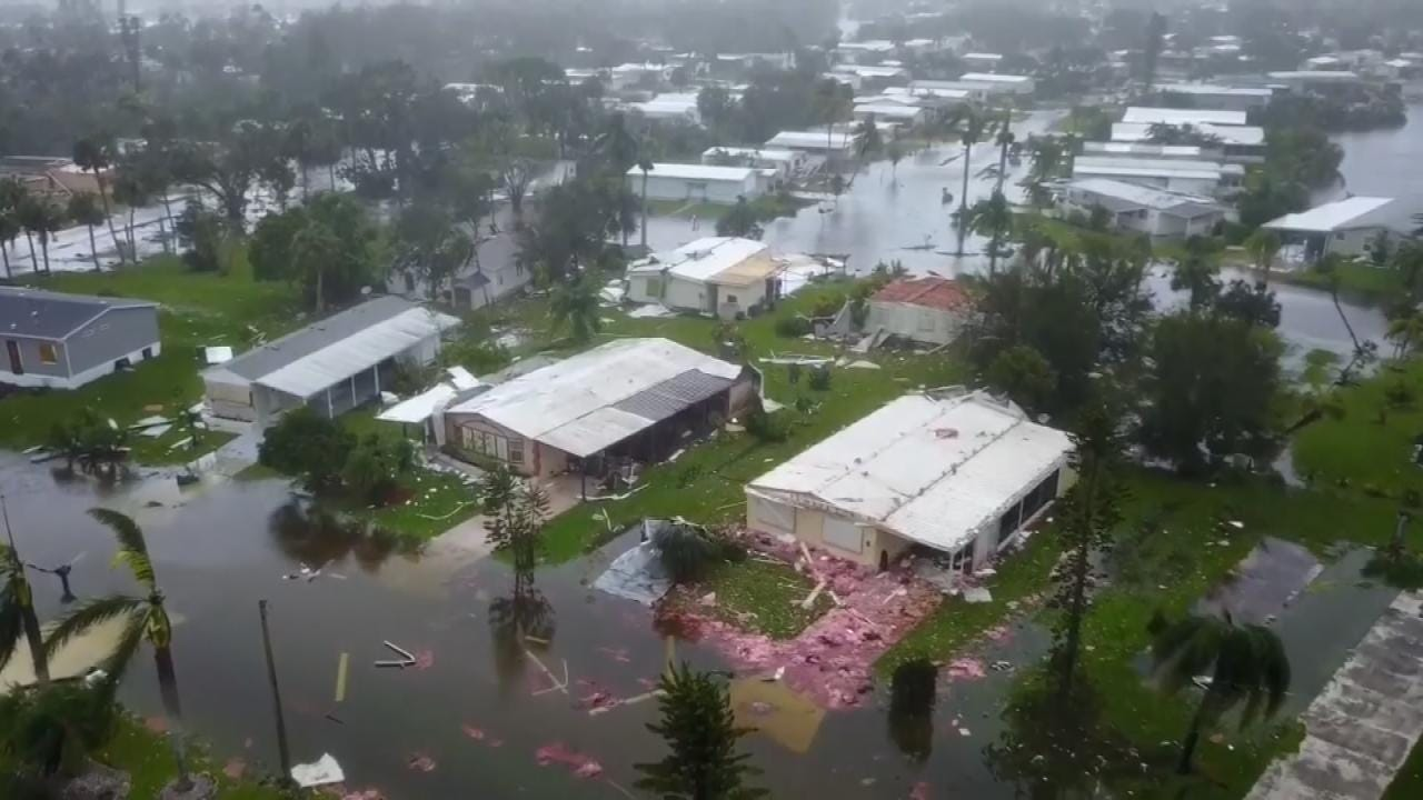 Florida Keys Residents Face Daunting Challenges