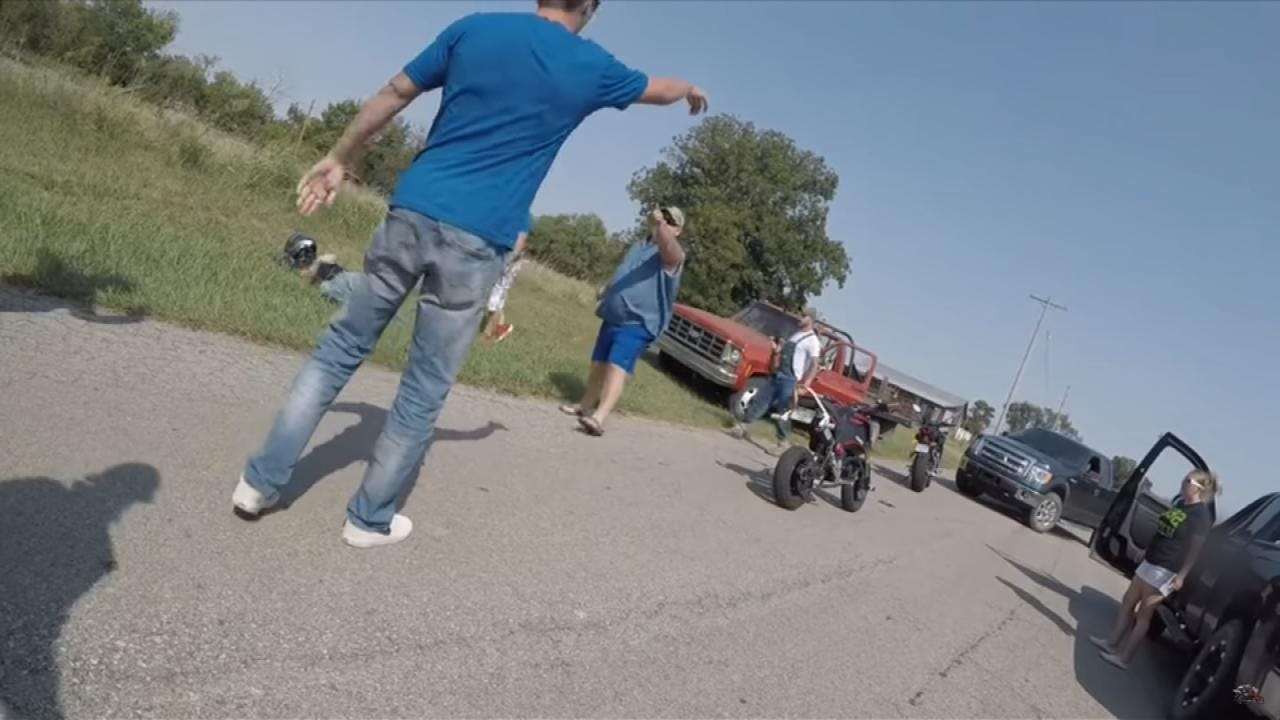Man Tells His Side Of Pawnee County Road Rage Video