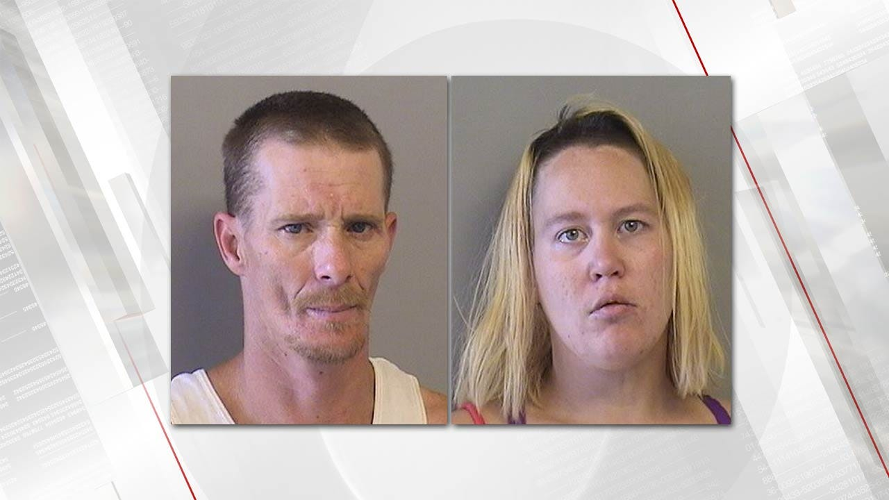 Parents Of Tulsa Kids Found In 'Filthy' Conditions Charged With Neglect
