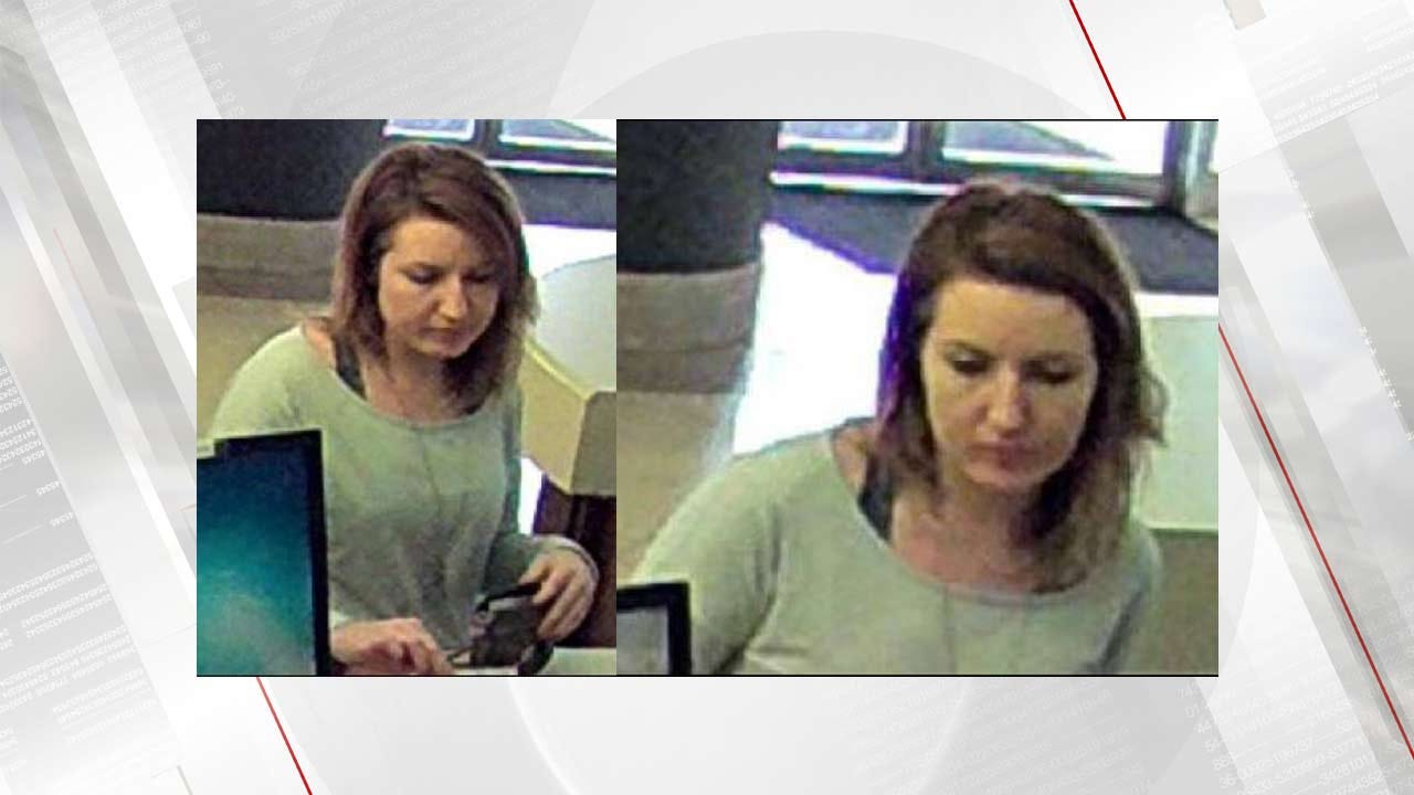 TPD Looking For Person Of Interest In Check Fraud Ring