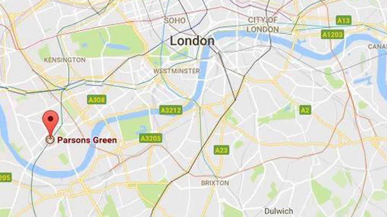 Blast At London Subway Station Called Terrorist Incident