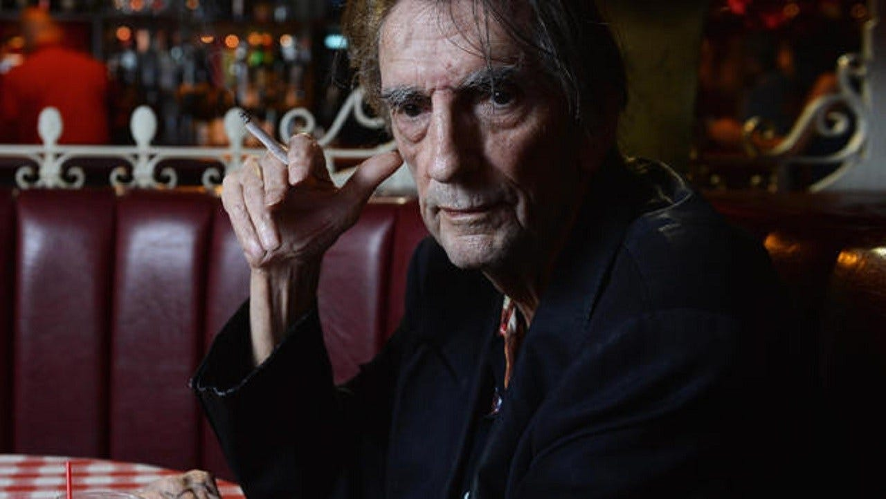Harry Dean Stanton, 'Twin Peaks' and 'Repo Man' star, dies at 91