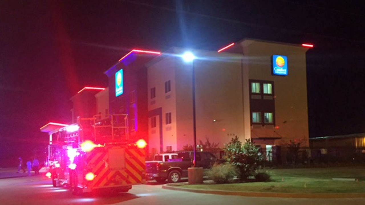 Sapulpa Hotel Evacuated After Fire Alarms Sound