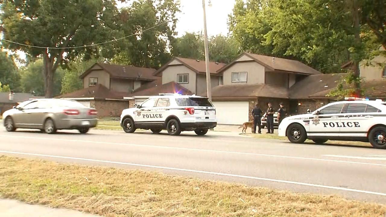 Tulsa Woman Shaken Up After Break In
