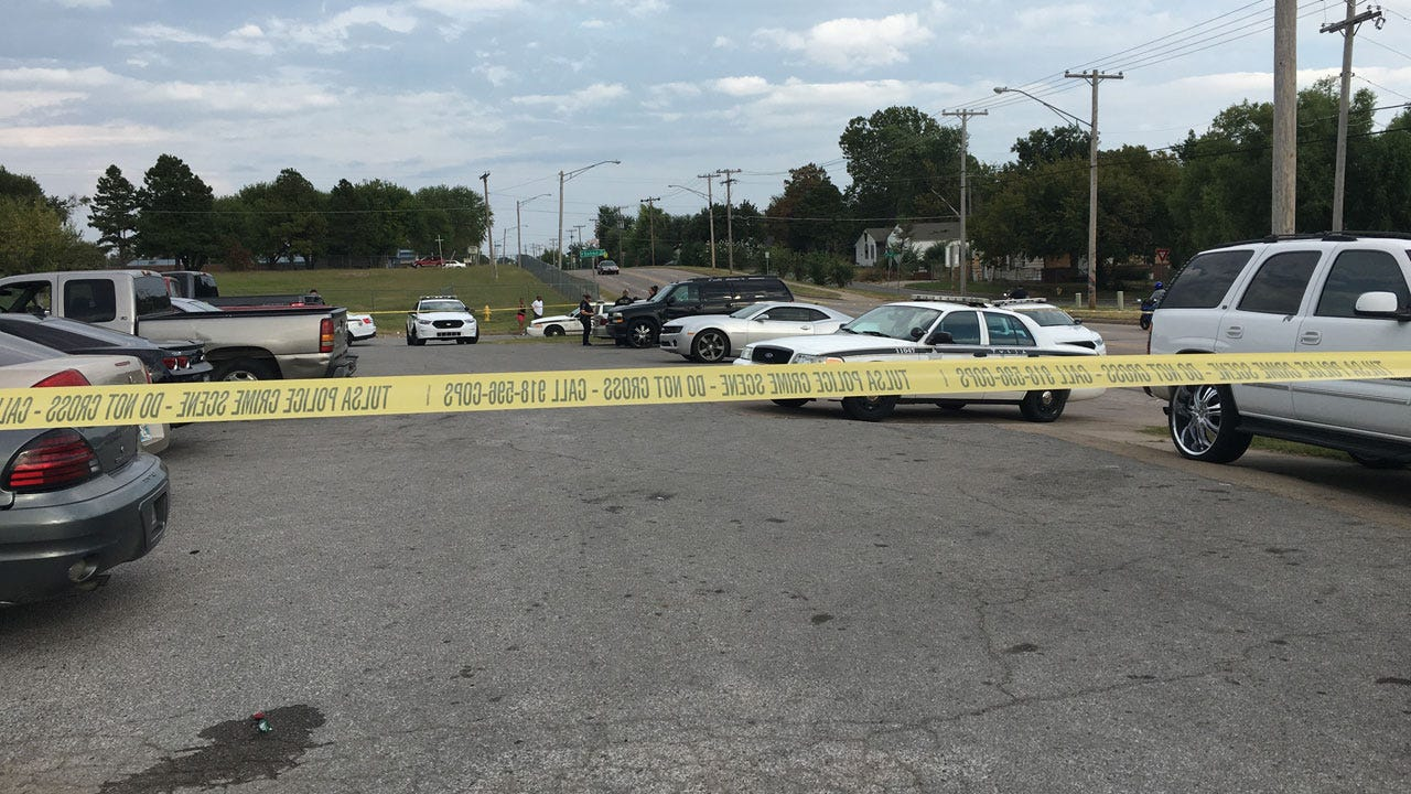 Police Respond To Reported Shooting