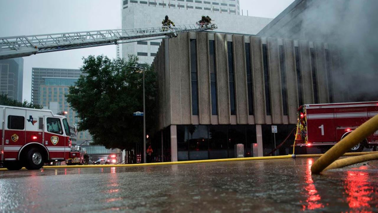 Thousands Of Houston Firefighters Told To Stay Home During Harvey, Union Says