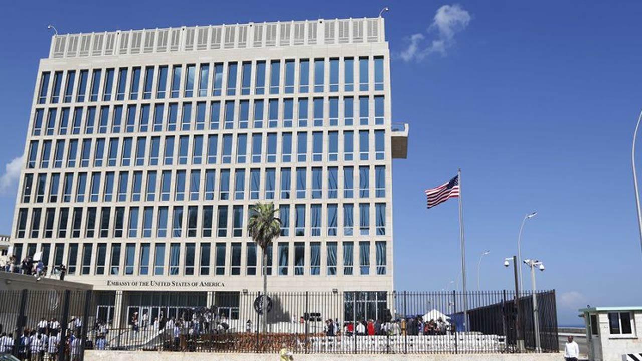 Top US Diplomat Says Closing Embassy In Cuba 'Under Review'