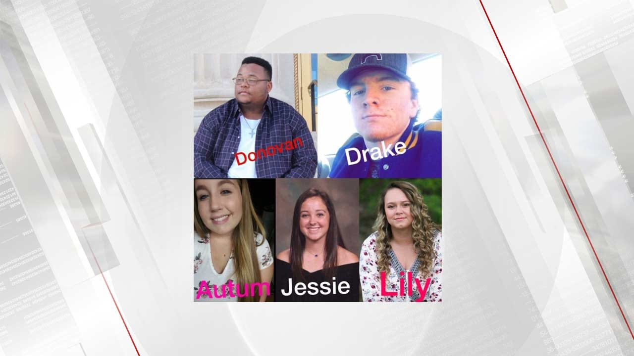 5 Teens Killed After Truck Drives Off Cherokee County Bridge
