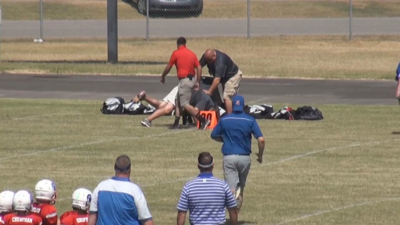 Union Youth Football Coaches Reportedly Suspended After Fight During Game