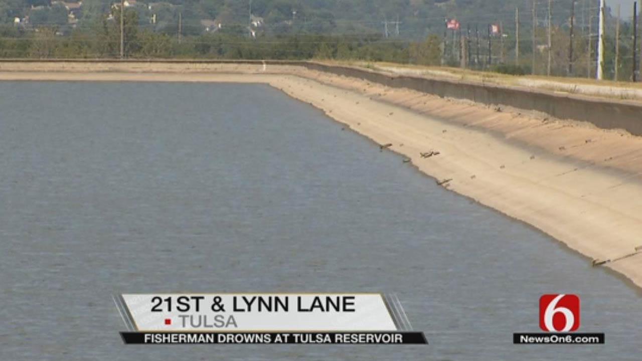 Fisherman Who Drowned In Tulsa Reservoir Identified