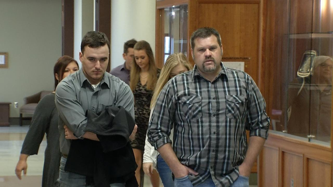 Mother Of Victim Testifies In Murder Trial Of Rogers County Brothers