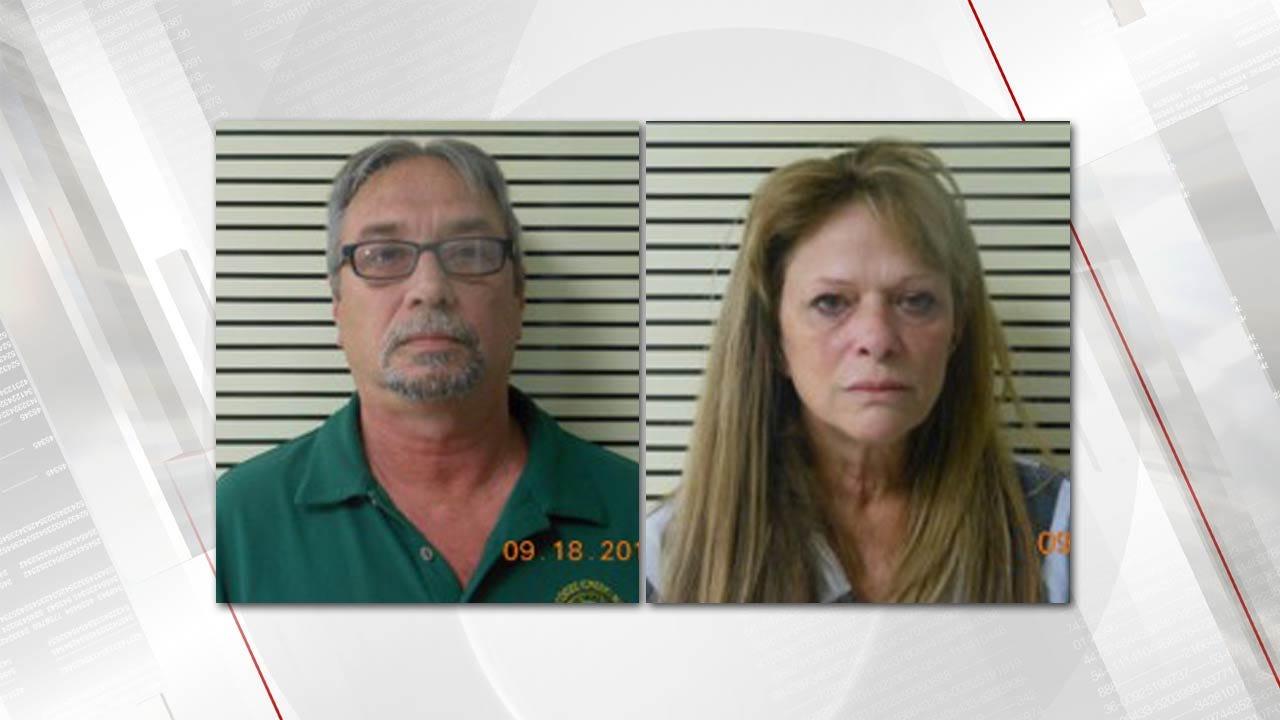 Okay Pair Arrested For Cultivating Marijuana
