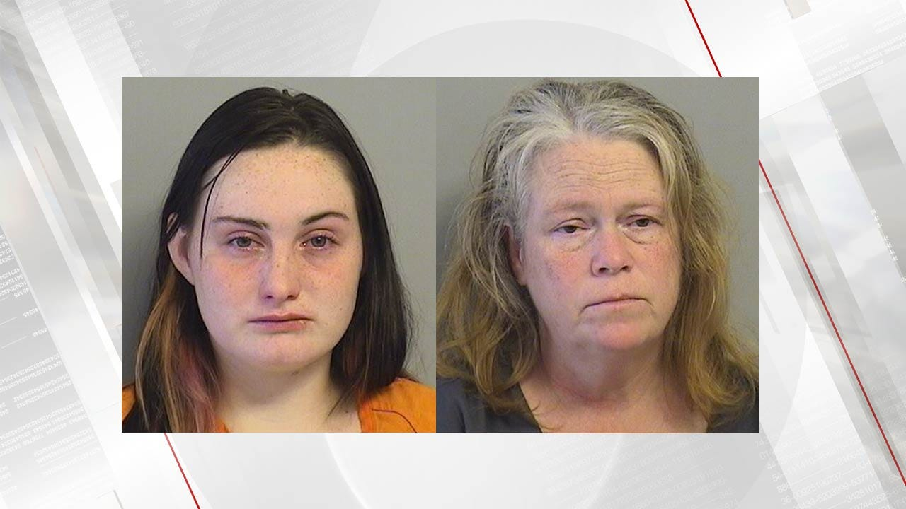 Owasso Daughter And Mother Arrested For Child Neglect