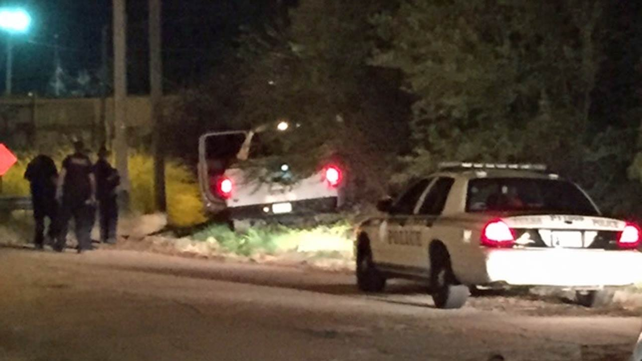 Two Sought After Tulsa Police Chase