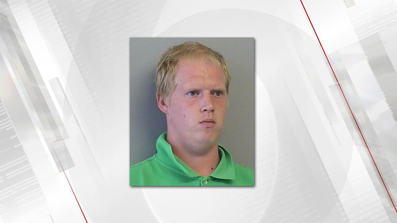 Man Arrested For Possession, Distribution Of Child Pornography