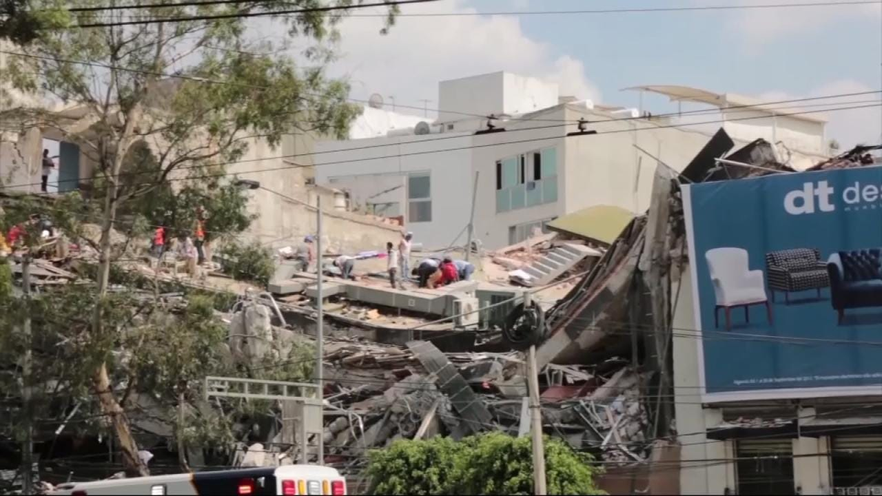 Mexico Earthquake Death Toll Keeps Mounting